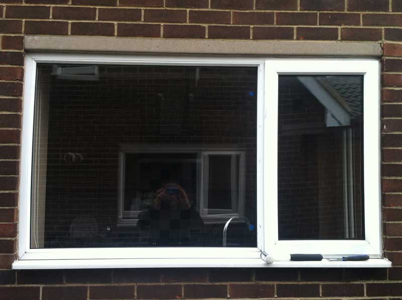 Replacement New Glass Panel To Upvc Window 171 Homes Secured